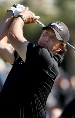 Mickelson looks to complete the Career Grand Slam with second win of the season at Pebble Beach